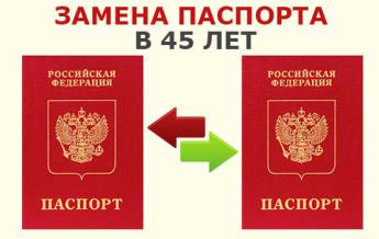 Замена паспорта в 20 лет в 2020 году — документы, госпошлина, мфц, сроки, порядок, заявление