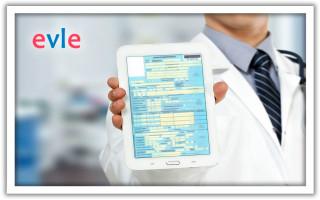 Действия работодателя с электронным больничным листом в 2019 году