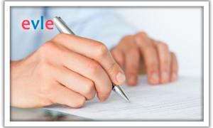 Форма КНД 1150058: образец заполнения заявления на возврат налога