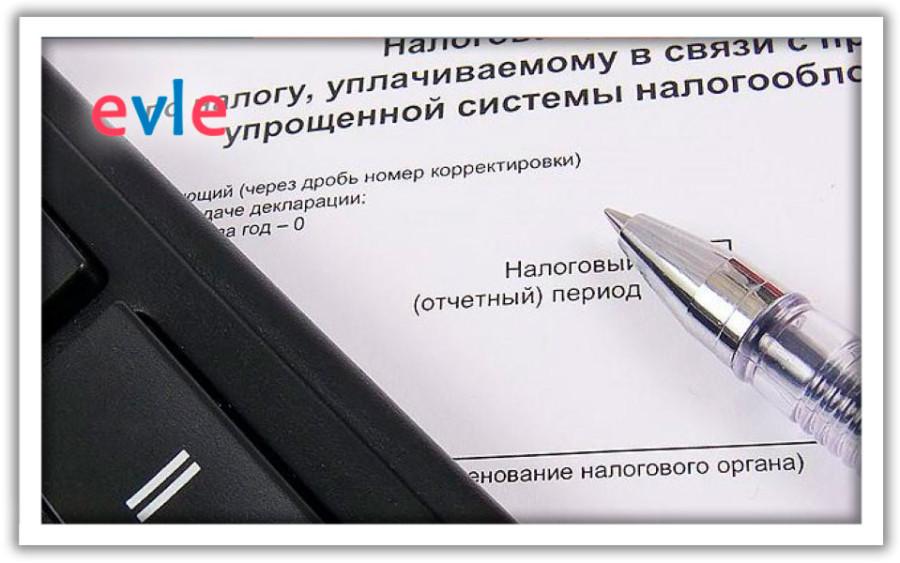 Платеж при уплате УСН в 2020: назначение и как заполнить