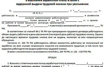 Исковое заявление в суд на администрацию в 2020 году — образец, бланк, скачать, заполненный, как написать