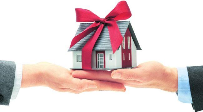 Право пожизненного проживания в квартире при дарении