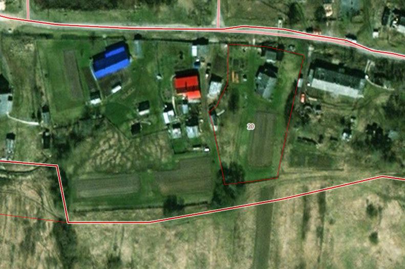 земельный участок без координат границ