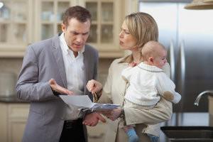 как доказать отцовство