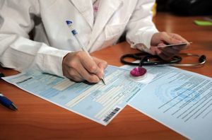 Расчет больничного из МРОТ в 2020 году - как заполнить, образец, листа, при неполном рабочем дне, пример, заполнение, скачать